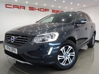 2014 VOLVO XC60 2.0 D4 ( 181 bhp ) 2WD SE...1 OWNER FROM NEW £8990.00