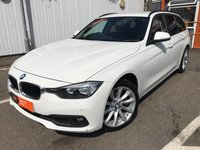 USED 2016 65 BMW 3 SERIES 2.0 318D SE TOURING 5d AUTO 148 BHP
