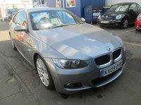 2009 BMW 3 SERIES 2.0 320I M SPORT 2d 168 BHP £5995.00