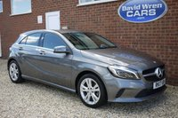 USED 2017 17 MERCEDES-BENZ A CLASS 1.6 A 200 AMG LINE SPORT PREMIUM 5d 154 BHP