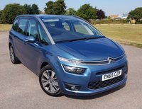 2016 CITROEN C4 GRAND PICASSO 1.6 BLUEHDI EXCLUSIVE 5d AUTO 118 BHP £12395.00
