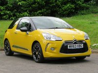 USED 2013 63 CITROEN DS3 1.6 DSTYLE PLUS 3d 120 BHP BLUETOOTH & PARKING SENSORS!