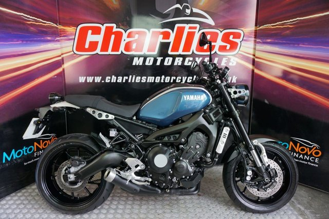 View our YAMAHA XSR
