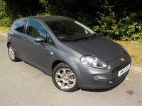 2013 FIAT PUNTO 1.4 GBT 3d 77 BHP £4250.00