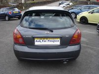 USED 2005 55 NISSAN ALMERA 1.5 SX 16V 5d 96 BHP LOW MILEAGE WITH HISTORY