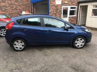 USED 2010 59 FORD FIESTA 1.2 EDGE 5d 81 BHP Only 41,000 Miles, City Pack= Rear Parking Sensors & Power Folding Mirrors, 12 Mths Mot