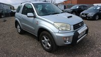 USED 2003 53 TOYOTA RAV4 2.0 NRG D-4D 3d 114 BHP *PX CLEARANCE - NOT INSPECTED - NO WARRANTY - NOT AVAILABLE ON FINANCE - NO PX TAKEN*