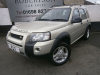 USED 2006 06 LAND ROVER FREELANDER 2.0 TD4 FREESTYLE 5dr GREAT VALUE 4X4