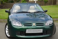USED 2006 56 MG TF 1.6 115 2d 114 BHP VERY DESIRABLE CONVERTIBLE** BECOMING COLLECTIBLE