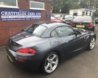 USED 2013 63 BMW Z4 2.0 Z4 SDRIVE20I M SPORT ROADSTER 2d 181 BHP COUPE CABRIOLET CONVERTIBLE 46K MILES ENGINE HAS DONE 4K
