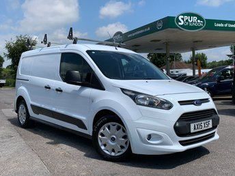 2015 FORD TRANSIT CONNECT 5 SEAT 1.6 230 TREND DCB 1d 94 BHP £8995.00