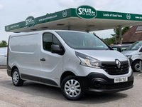 USED 2016 66 RENAULT TRAFIC 1.6 SL29 BUSINESS DCI 1d 120 BHP ULEZ Compliant, Euro 6, SAT NAV, Bluetooth Phone Connectivity, Finance Arranged.