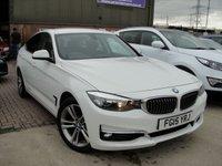 2015 BMW 3 SERIES 2.0 320D SPORT GRAN TURISMO 5d AUTO 181 BHP £14980.00