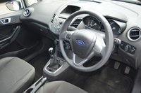 USED 2014 14 FORD FIESTA 1.2 STYLE 3d 59 BHP