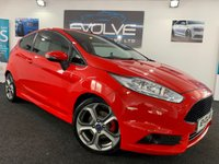 USED 2013 13 FORD FIESTA 1.6 ST-2 3d 215 BHP Mountune MP215  IMMACULATE, F/S/H, 215 BHP