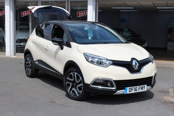Used RENAULT CAPTUR for sale in Romford