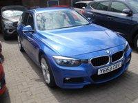 2013 BMW 3 SERIES 2.0 320D XDRIVE M SPORT TOURING 5d AUTO 181 BHP £11995.00