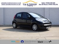 USED 2009 59 PEUGEOT 107 1.0 URBAN 5d 68 BHP Dealer History £20 Tax AUX In Buy Now, Pay Later Finance!