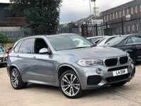 2013 BMW X5 3.0 XDRIVE30D M SPORT 5d AUTO 255 BHP £21888.00