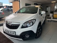 USED 2014 64 VAUXHALL MOKKA 1.7 EXCLUSIV CDTI 5d AUTO 128 BHP 1 OWNER**FULL SERVICE HISTORY