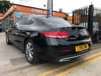USED 2016 16 MERCEDES-BENZ C CLASS 2.1 C 220 D SPORT G-TRONIC+ (s/s) 168 BHP