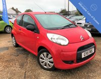 USED 2011 11 CITROEN C1 1.0 VT 3d 68 BHP Comprehensive Service History + £20 Road Tax