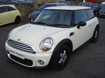 2011 MINI HATCH ONE 1.6 ONE Pepper 3d 98 BHP £4799.00