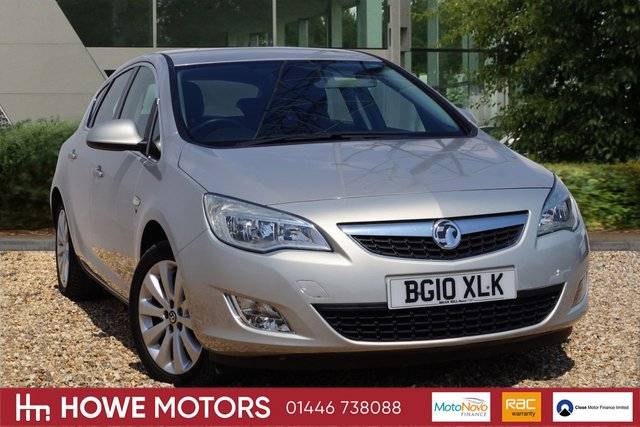 2010 10 VAUXHALL ASTRA 1.6 SE 5d AUTO 113 BHP FSH 8 x STAMPS CRUISE CONTROL 17