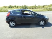 USED 2014 63 FORD FIESTA 1.6 ZETEC ECONETIC TDCI 3d 94 BHP LOW MILES CHEAP TAX