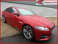 2016 JAGUAR XF 2.0 R-SPORT 4dr AUTO 177 BHP **GREAT SPECIFICATION** £POA