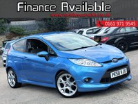 USED 2008 58 FORD FIESTA 1.6 ZETEC S 3d 118 BHP +++FULL SERVICE HISTORY+++
