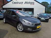 2013 KIA CEED 1.6 CRDI 2 ECODYNAMICS 5d 126 ESTATE £6890.00