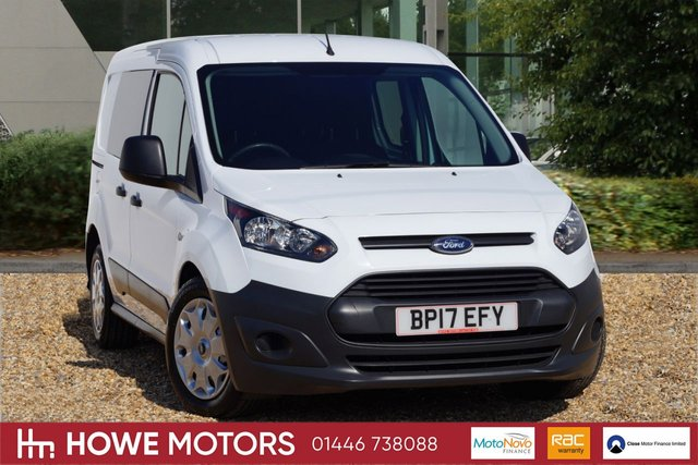 2017 17 FORD TRANSIT CONNECT 1.5 220 P/V 1d 100 BHP BLUETOOTH PHONE & MEDIA RADIO/CD/MP3 AUDIO ENTERTAINMENT ELECTRIC REMOTE CENTRAL LOCKING