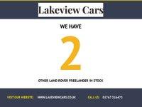 USED 2012 62 LAND ROVER FREELANDER 2.2 TD4 GS 5d 150 BHP
