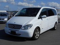 USED 2007 MERCEDES-BENZ VIANO CAMPER VIANO READY FOR YOUR CHOICE OF CAMPER CONVERSION