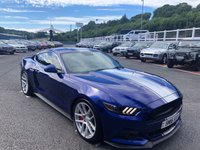 USED 2016 16 FORD MUSTANG 5.0 GT COUPE 410 BHP Thousands in options very high spec Mustang GT