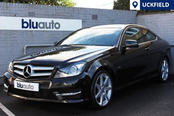 2011 MERCEDES-BENZ C 220 2.1 CDI BLUE EFFICIENCY AMG SPORT ED125 2d 170 BHP £10750.00