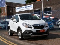 "USED 2013 62 VAUXHALL MOKKA 1.6 EXCLUSIV S/S 5d  FRONT AND REAR PARKING SENSORS ~ BLUETOOTH ~ CLIMATE CONTROL ~ CRUISE CONTROL ~ FULL SERVICE HISTORY ~ 18"" ALLOYS"