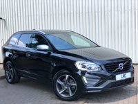 USED 2016 16 VOLVO XC60 2.4 D5 R-DESIGN LUX NAV AWD 5DR 217 BHP