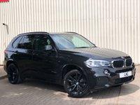 USED 2016 16 BMW X5 3.0 XDRIVE30D M SPORT 5DR AUTO 255 BHP
