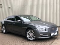 USED 2016 16 JAGUAR XJ 3.0 D V6 PREMIUM LUXURY LWB 4DR AUTO 296 BHP HUGE SPEC