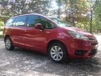 USED 2010 10 CITROEN C4 GRAND PICASSO 1.6 VTR PLUS HDI 5d 107 BHP 7 SEATER = DIESEL = 3 MONTHS WARRANTY =12 MONTHS AA THIS VEHICLE BEEN VERY WELL CARED FOR EXTERIOR CONDITION AND THE INTERIOR RESEMBLES A MUCH LOWER MILEAGE EXAMPLE. THE GENEROUS LEVEL OF SPECIFICATION ++, Last serviced on 02-04-2019, Service history, Good bodywork, Interior - Good Condition, Tyre condition Excellent, WE CAN ARRANGE FINANCE FOR YOU ++FINANCE AVAILABLE FULL UP A FORM+ DEPOSIT SERVICE TO SECURE THE CAR ++99 SAFETY POINT CHECKUP FREE, FINANCE AVAILABLE FULL UP A FORM+ DEPOSIT SERVICE TO SECURE THE CAR, FREE 99 POINT SAFETY CHECK LIS