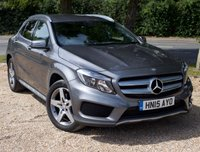 "USED 2015 15 MERCEDES-BENZ GLA-CLASS 2.1 GLA220 CDI 4MATIC AMG LINE 5d AUTO 168 BHP/ SAT NAV ABSOLUTELY MINT CONDITION & LOW MILEAGE!! WITH MANY EXTRAS MERCEDES GLA AMG LINE 4MATIC COMES WITH SAT NAV/ REVERSING CAMERA/ CRUISE CONTROL/ PARKING SENSORS/ BLUETOOTH/ MEDIA SCREEN/ DAB/ COMES WITH FULL MAIN DEALER SERVICE HISTORY (4 SERVICES)/ LAST SERVICE 21/01/2019 @28'475 MILEAGE/ MOT 28/01/2020/ ROAD TAX £125,- ANNUAL/ WARRANTY/ 2 KEYS/ HPI CLEARED.  BOOK A TEST DRIVE TODAY! APPLY FOR A CAR FINANCE ON OUR WEBSITE PAGE ""FINANCE""."