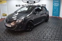 USED 2014 14 VAUXHALL CORSA 1.2 i 16v Limited Edition 3dr (a/c) 2 OWNERS, LOW MILES, FSH