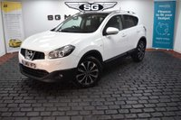 USED 2011 61 NISSAN QASHQAI 2.0 dCi Tekna 4WD 5dr LEATHER, PAN ROOF, BOSE AUDIO
