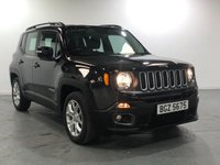 USED 2016 JEEP RENEGADE 1.6 M-JET LONGITUDE 5d 118 BHP