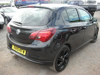 USED 2015 15 VAUXHALL CORSA 1.4 LIMITED EDITION 5d 89 BHP Cat C