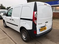 USED 2013 63 RENAULT KANGOO 1.5 ML19 DCI 75 BHP AIR CON