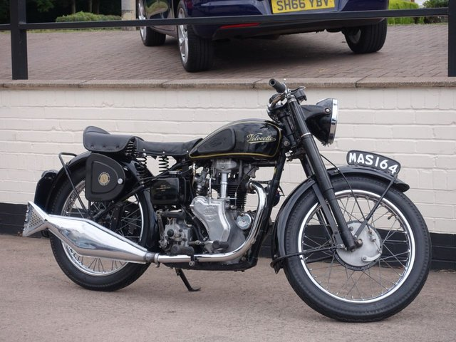 View our VELOCETTE BIKE