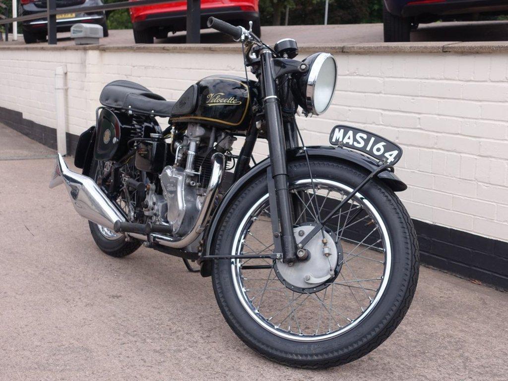USED 1948 VELOCETTE BIKE 248cc MOV Velocette